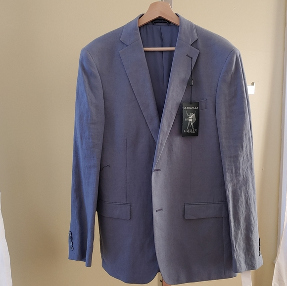 Lauren Ralph Lauren New Men's Blazer